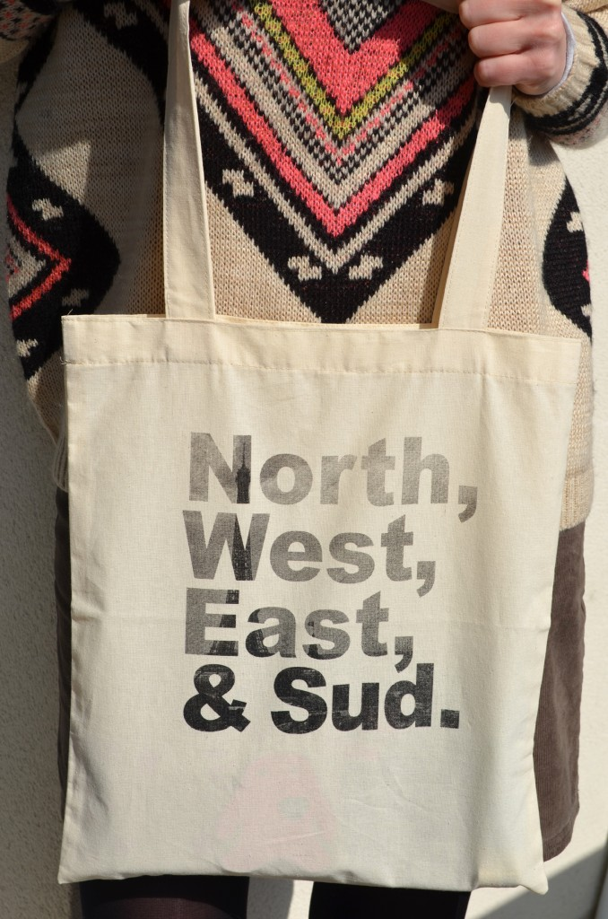 sac toile North East Sud Sud express1 678x1024 2 sacs en toile Sud Express à gagner [Concours]
