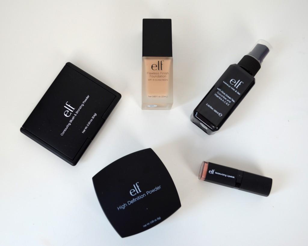 ELF maquillage haul