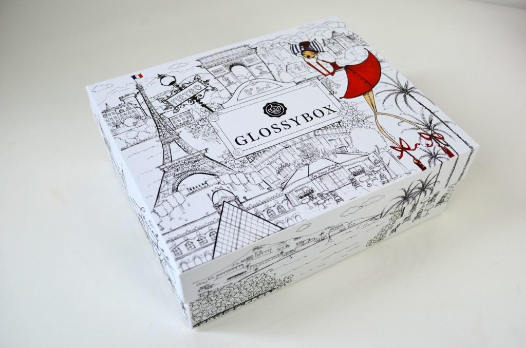 GlossyBox la Coquette