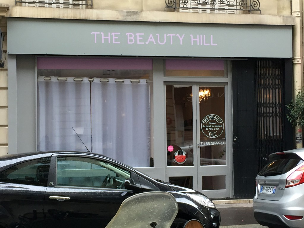 institut the beauty hill paris avis