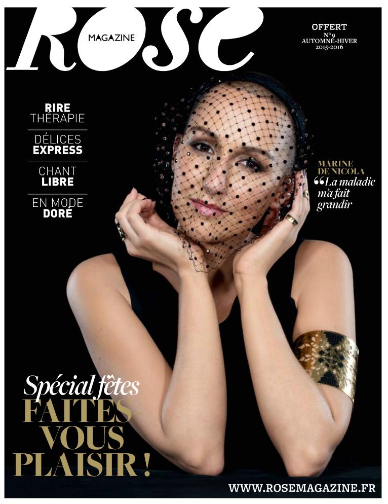Magazine-Rose