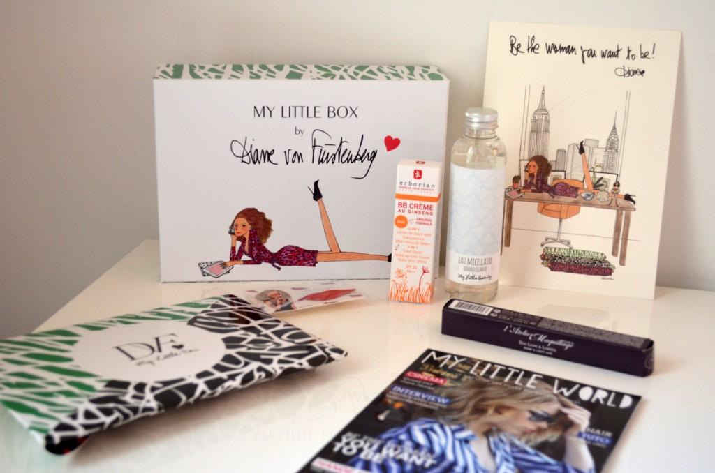 Contenu-My-Little-Box-by-Diane-Von-Furstenberg-blog-www.lessensdecapucine.com