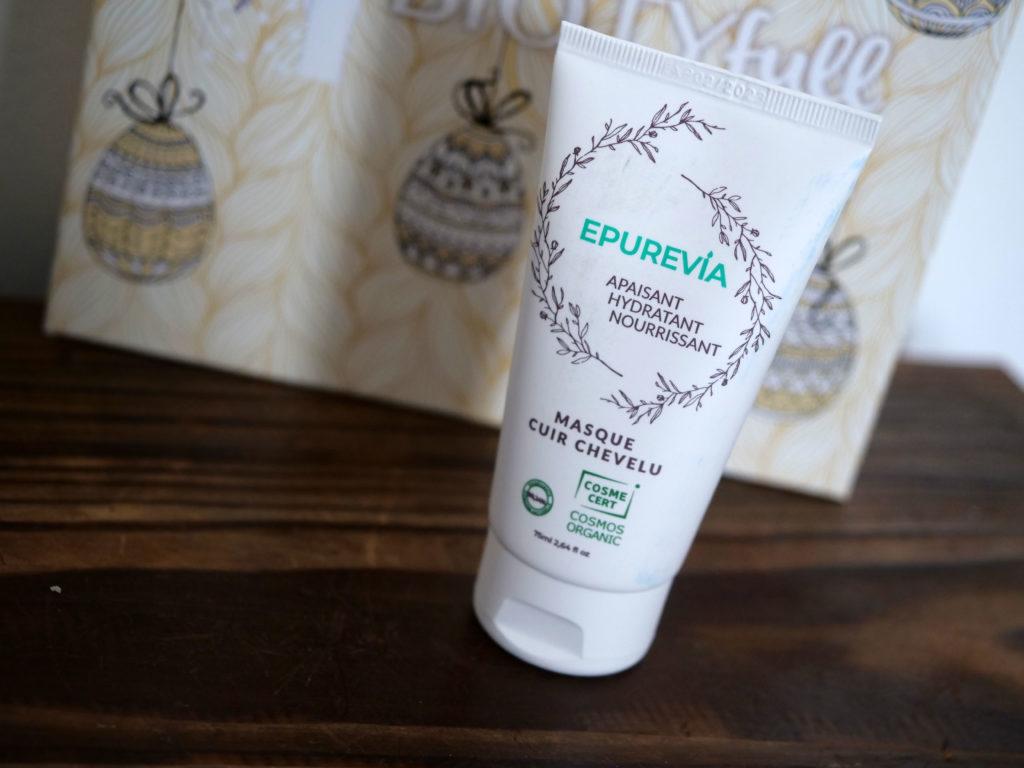 masque avant shampoing de chez Epurevia