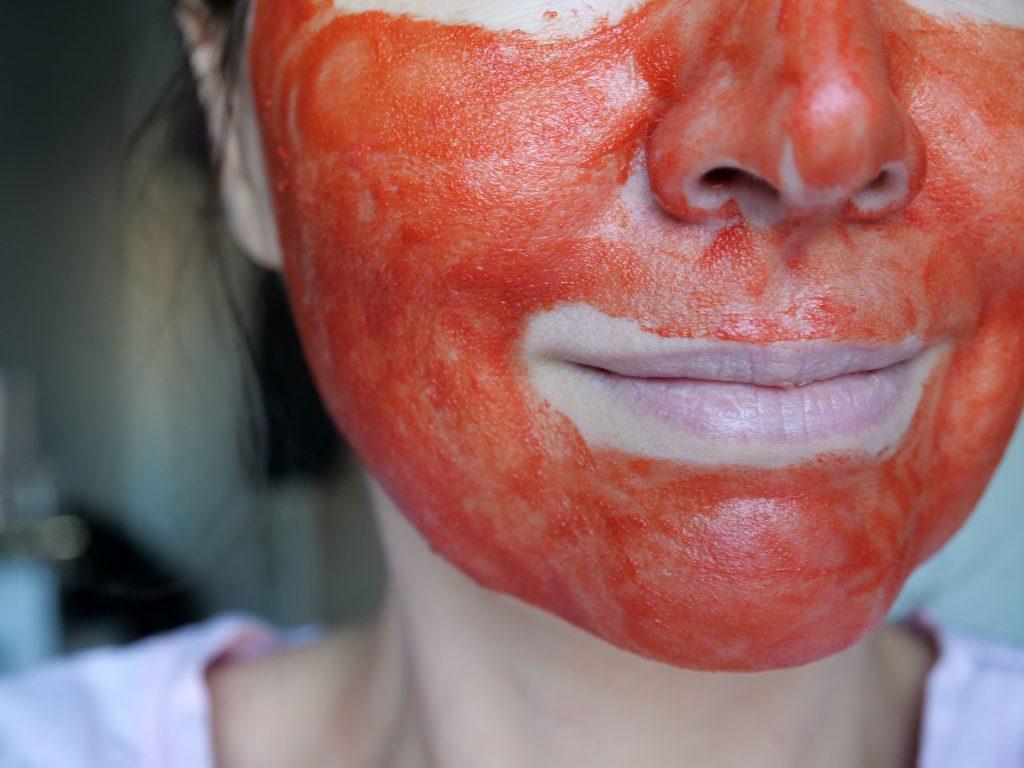 Red Pepper Paste Mask Erborian avis