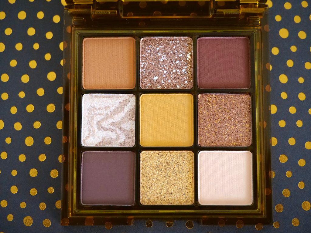 Brown Obsessions tofee Huda Beauty revue